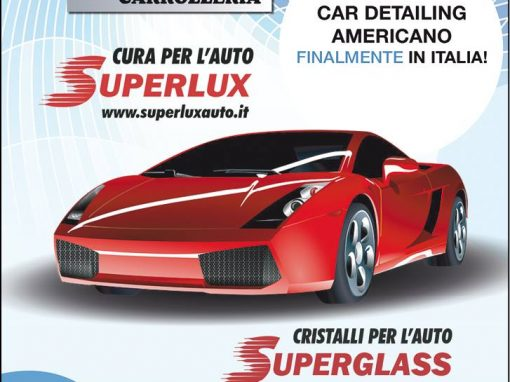 Cura per l'auto SuperLux